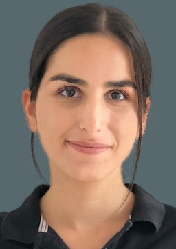 Porträt Rabia Tasdemir